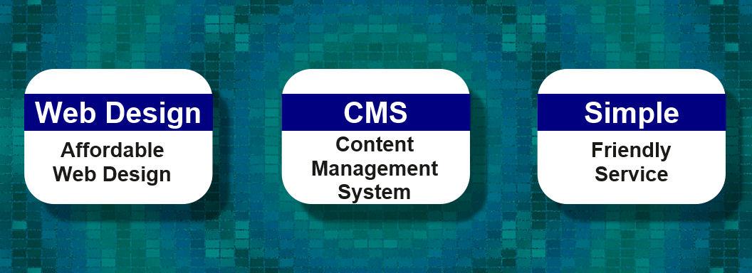 Affordable Web Design - Content Management System